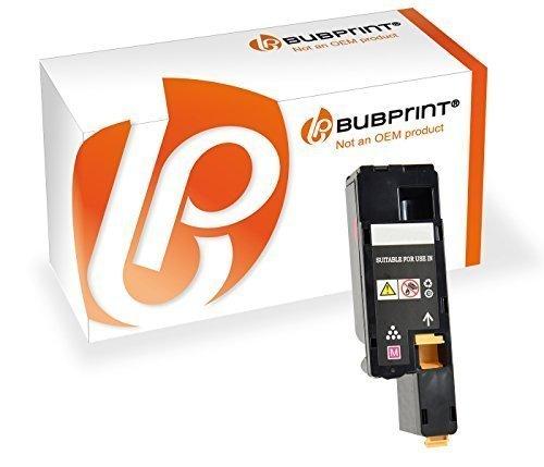Bubprint Toner kompatibel für dell c1660w C 1660 w C1660 Drucker magenta 593-11128 4J0X7