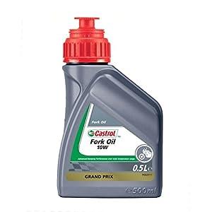 Castrol FORK OIL Huile de fourche 10W 500ml pas cher