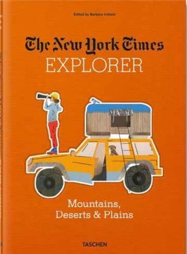 The New York Times explorer. Mountains, deserts & plains (Jumbo)