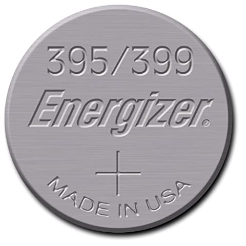Energizer SR 395/399 Silver Oxide Button Cell Battery