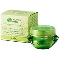 Dzintars–Crema di Notte régénératrice antirughe per pelli normali a miste