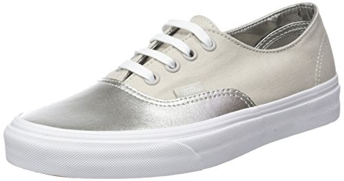 vans-damen-ua-authentic-decon-sneakers-silber-metallic-canvas-silver-41-eu