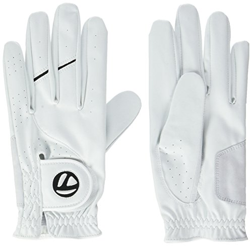 taylormade-all-weather-guantes-para-hombre-color-blanco-talla-large-pack-de-2