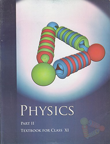 Physics TextBook Part - 2 for Class - 11 - 11087