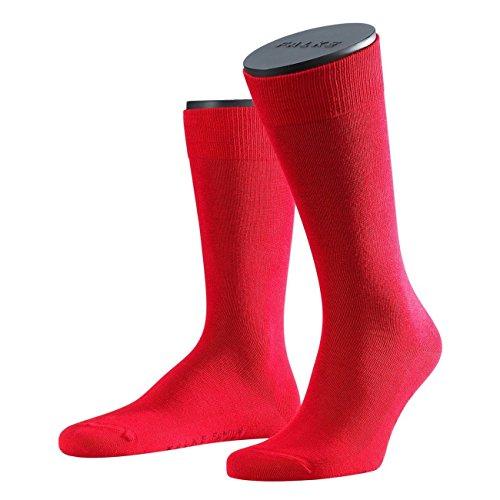 Preisvergleich Produktbild Falke Herren Socken Family 3er Pack, Größe:39-42;Farbe:Scarlet (8280)