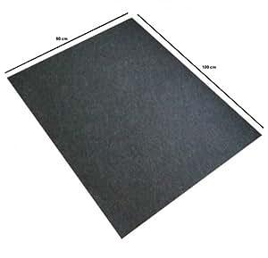 Automotoboutic - Tapis De Coffre Ceylan Adaptable 100X80Cm - Couleur : Gris - Taille : Coffre