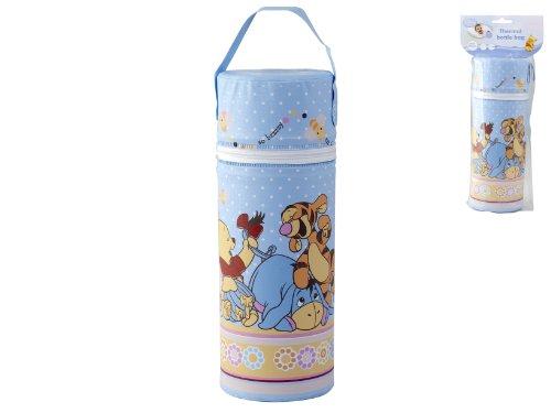 Disney Home Termo de Viaje Winnie azul