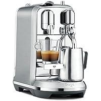 Nespresso Creatista Plus Coffee Machine, Silver by Sage