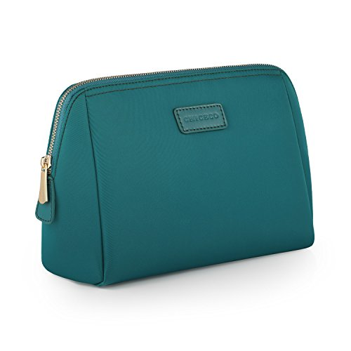 chiceco-handy-nylon-large-makeup-bag-toiletry-bag-organizer-turquoise