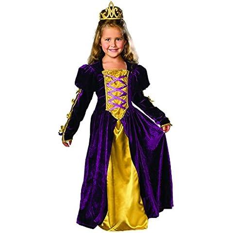 Regal regina costume della