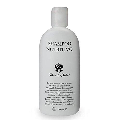 Pflegeshampoo - Die Strukturierenden Eigenschaften Von Argan-Öl, Hafermilch Und Ceramide Sind Die Ideale Pflege Von Sehr Trockenem, Spröden Und Leblosen Haar - Italy - 200 Ml