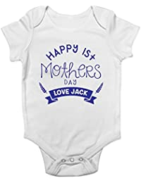 a9b532f4089f Amazon.co.uk  Bodysuits - Baby  Clothing