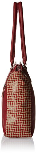 Baggit Women's Tote Bag Handbag (Maroon)