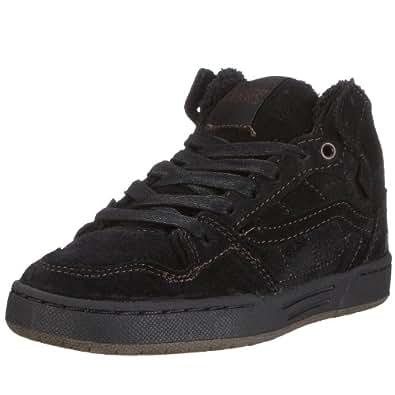 Vans Skink Mid, Baskets mode mixte enfant - Noir, 27 EU