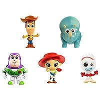 Disney Pixar Toy Story 4 Minis 5 Pack [Amazon Exclusive]