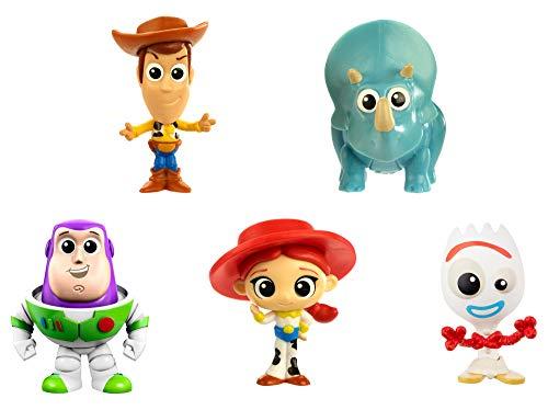 Toy Story Disney Pixar, Minis,  Confezione da 5 Mini Personaggi da Collezione, per Bambini da 3+ Anni, GDL64