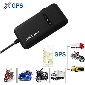 localizadores gps: Hangang GPS Tracker, Localizador de Vehículo de Seguimiento en Tiempo Real GPS L...