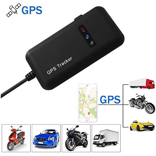 Hangang GPS Tracker, Localizador de Vehículo de Seguimiento en Tiempo Real GPS...