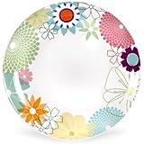 Portmeirion Crazy Daisy Side Plates, Set of 4