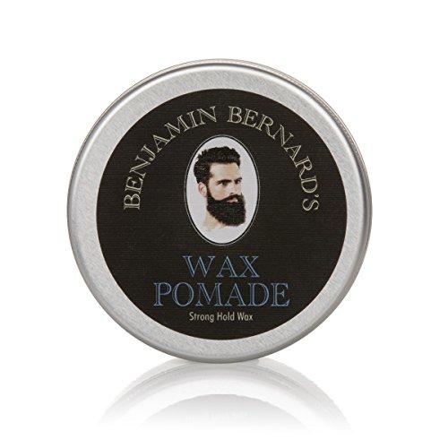 Benjamin Bernard's - Starke Haarpomade für Männer - 100 ml