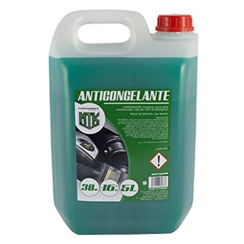 Motorkit MOT3540 Anticongelante, 5L, 30 %, Verde