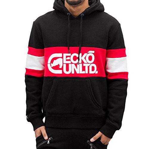 Ecko Unltd. Flagship Hoody Black S (Marc Ecko Pullover)