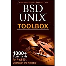 BSD UNIX Toolbox: 1000+ Commands for FreeBSD, OpenBSD and NetBSD (Paperback) - Common