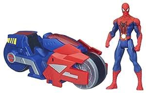 Spiderman Strike Racers Blaze Wing Cycle