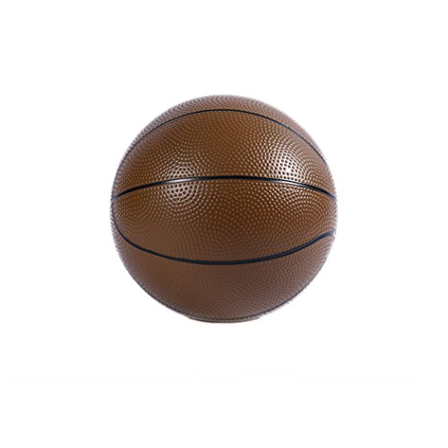 raylans Kinder Kids Basketball Wasser Pool Spiel Basketball, braun