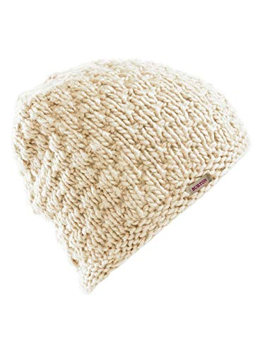 (Burton Damen Big Bertha Beanie Mütze, Canvas, One Size)