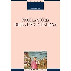 Piccola storia della lingua italiana (Linguistica