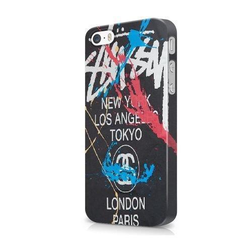 iPhone 6/6S (4.7 pouces) coque, Bretfly Nelson® Stilinski 24 série Plastique Snap-On coque Peau Cover pour iPhone 6/6S (4.7 pouces) KOOHOFD908398 STUSSY - 016