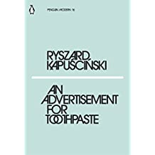An Advertisement for Toothpaste (Penguin Modern)
