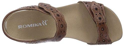 Romika - Tahiti 03, Con cinturino alla caviglia Donna Marrone (Braun (bark 358))