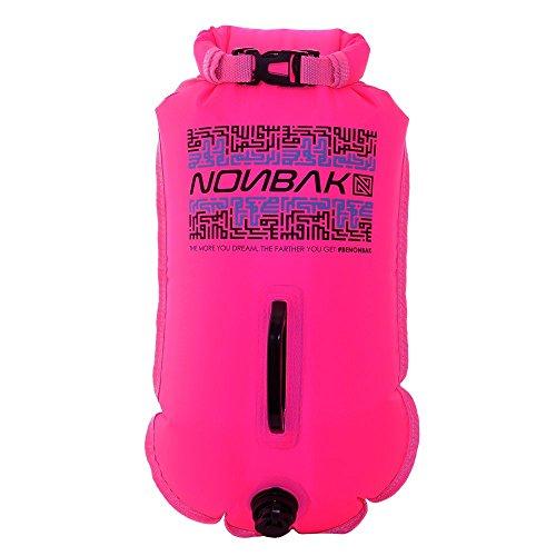 Nonbak Nond0002 - Boya natacion estanca 28L, Rosa, talla M