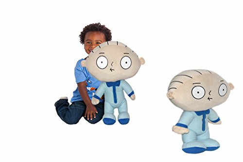 FAMILY GUY STEWIE GRIFFIN PLÜSCH FIGUR (GIFT QUALITY) IM STRAMPLER OUTFIT SOFT TOY PLUSH XXXL (Outfits Family Guy)