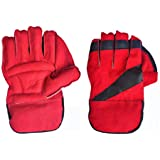 Cricket Wicket Keeping Gloves, Men, Youth & Boys, Multicolor, by SST Sports