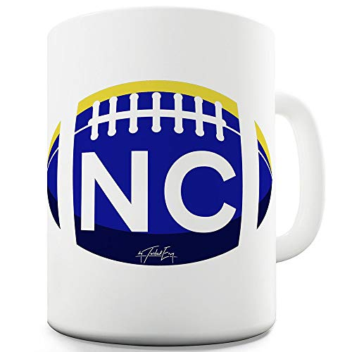NC North Carolina Football 11 OZ Funny Mugs For Work