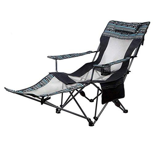 c6b0038bb MUTANG Ocio al Aire Libre Silla Plegable Sillón reclinable portátil Silla  de.