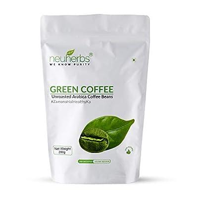 Green Coffee Beans 200g (7.05 OZ) by Neuherbs from Neuherbs