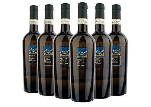 Greco di Tufo DOCG box da 6 bottiglie Feudi di San Gregorio 2018 0,75 L