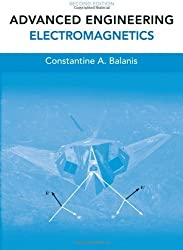 Advanced Engineering Electromagnetics: Traditions v. 2 (Coursesmart) by Balanis, Constantine A. (2012) Hardcover