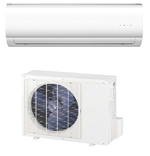Comfee MSR23-09HRDN1-QE Inverter Split-Version Air Conditioner with Quick-Connector / 9000 BTU / Heat Pump / for 32 m? Rooms / EEC: A