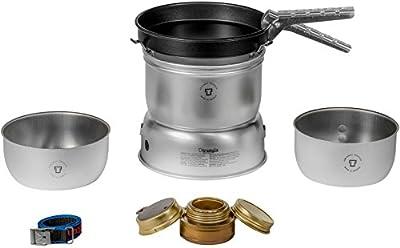 Trangia 27 UL Ultalight Sturmkocher klein Duossal - Kochset von Trangia - Outdoor Shop