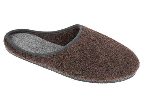 Gibra, Pantofole donna Marron - Marrone