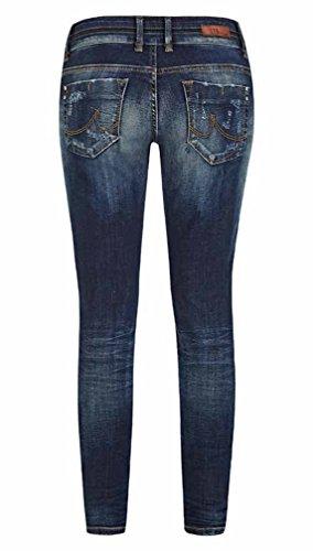LTB Damen Skinny Jeans Julita X Julita X Serene (51069-50338)