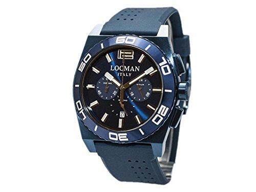 Locman 021200BA-BLBSIB Montre à bracelet pour homme