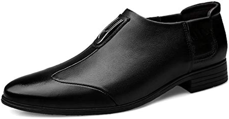 2018 une affaire d'hommes chaussures oxford, occasionnel pointe simple pointe occasionnel des pieds cravate formelle classique de chaussures (couleur: noir, taille: 5 uk) b07h1rqn5x parent c1035b
