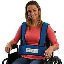 Sammons Preston Rolyan - Corsé de compresión para personas en silla de ruedas