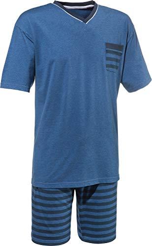REDBEST Shorty Single-Jersey blau Größe 56